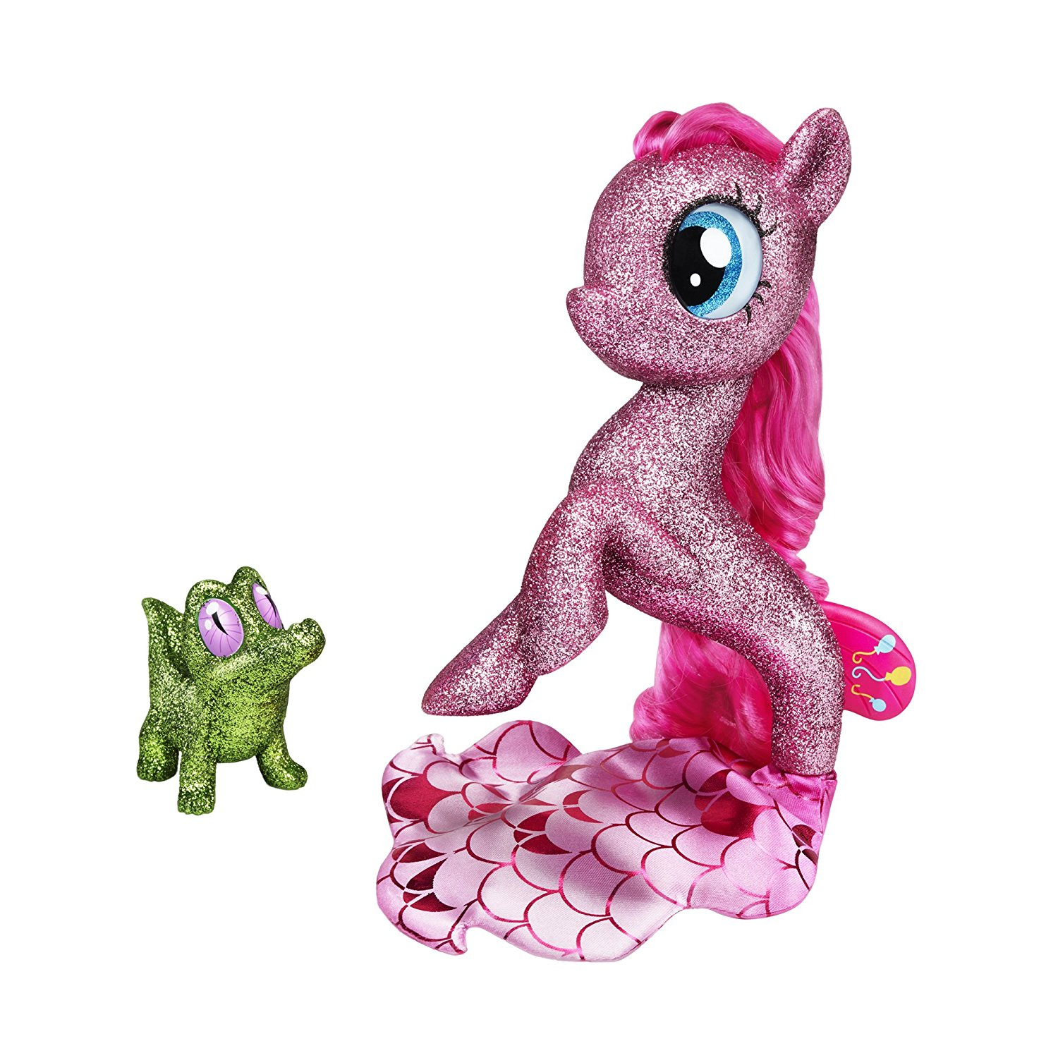 sparkly seapony twinke pony pinkie pie figure appears