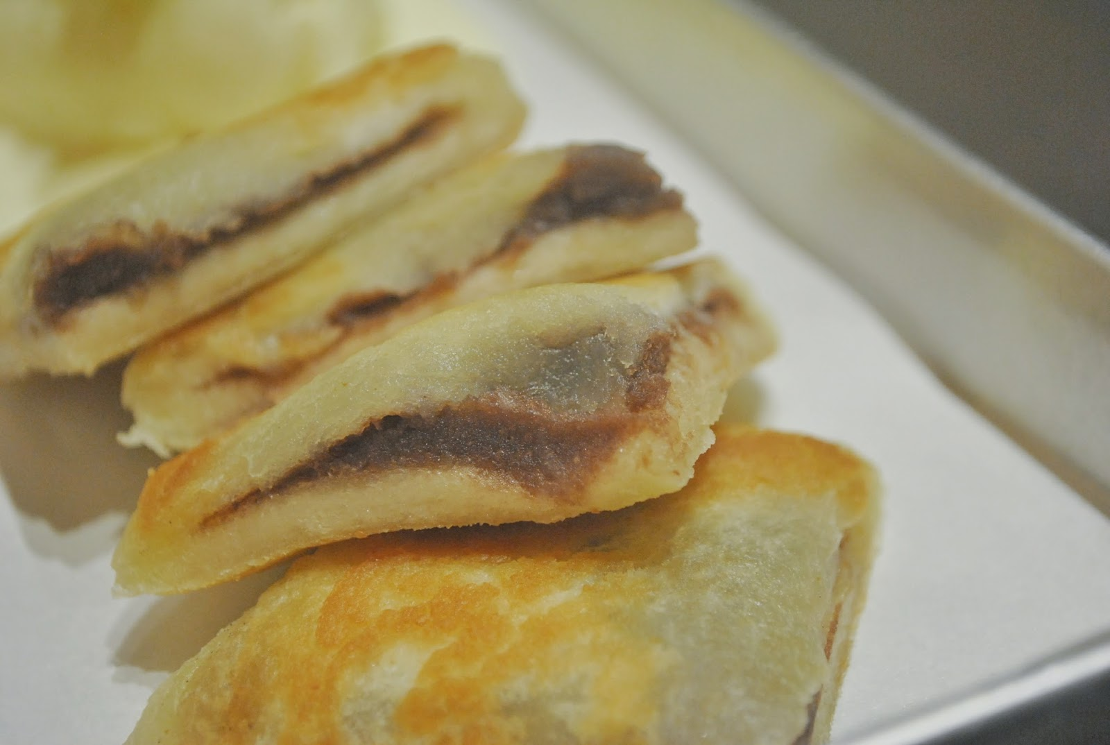 Sinsa Ramyun Kemang : Kuning-kuning Gemay - Hotteok with Ice Cream 2