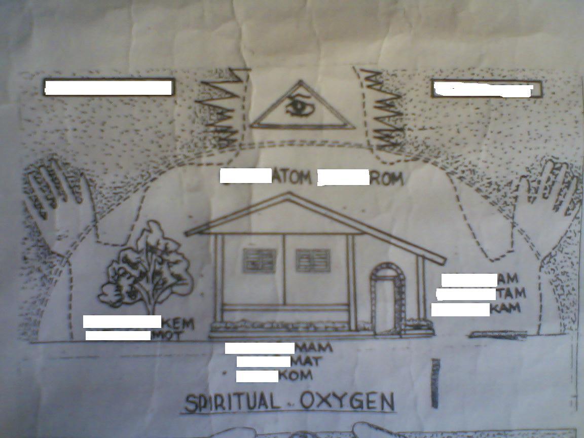 katutuhanan at mga orasyon: SPIRITUAL OXYGEN