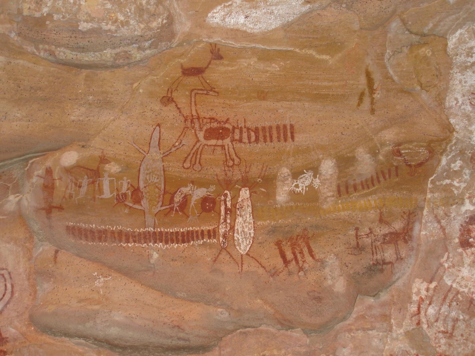 Evidências da arqueologia brasileira