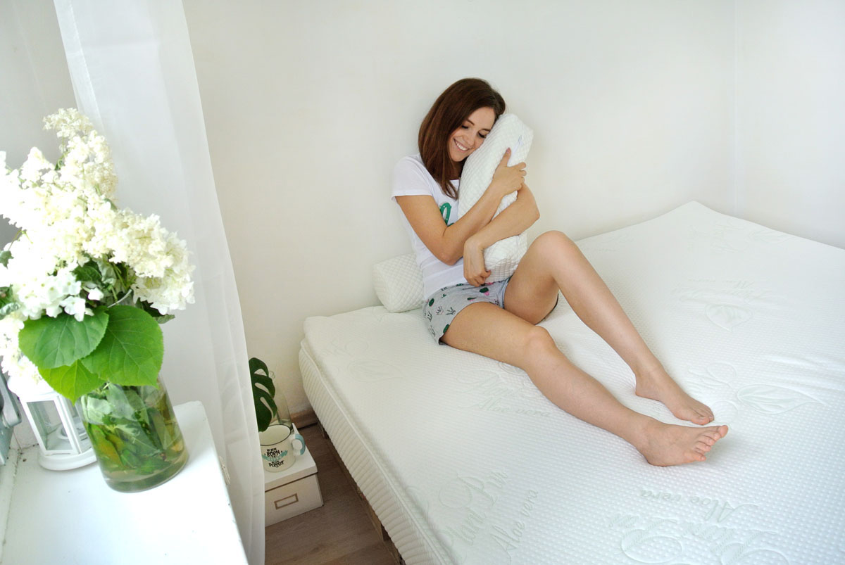 Zdrowy sen, plantpur, materac, materac ekologiczny