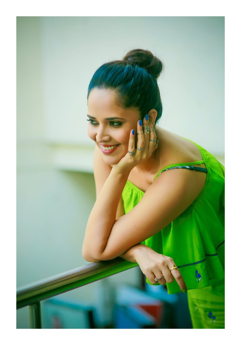 Actress AnasuyaBharadwaj Latest Images