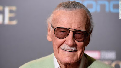 Stan Lee Marvel Super-heróis quadrinhos cinema