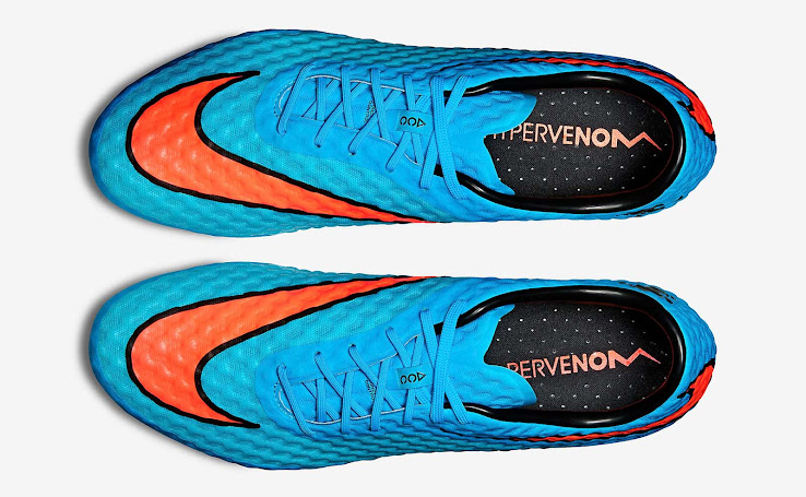 premium selection df24a 067f6 Blue Nike Hypervenom Phantom 2015 Boot Released - leaked soccer