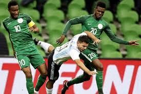 Poland v Nigeria