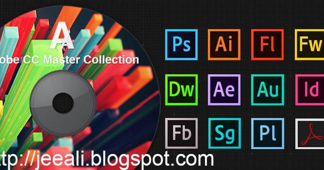 adobe photoshop cc master collection