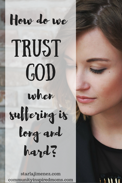Trust God in Difficult Times