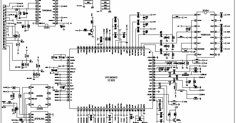 Electro help: VESTEL 17MB01 _ 15 INCH TFT LCD TV _ SERVICE