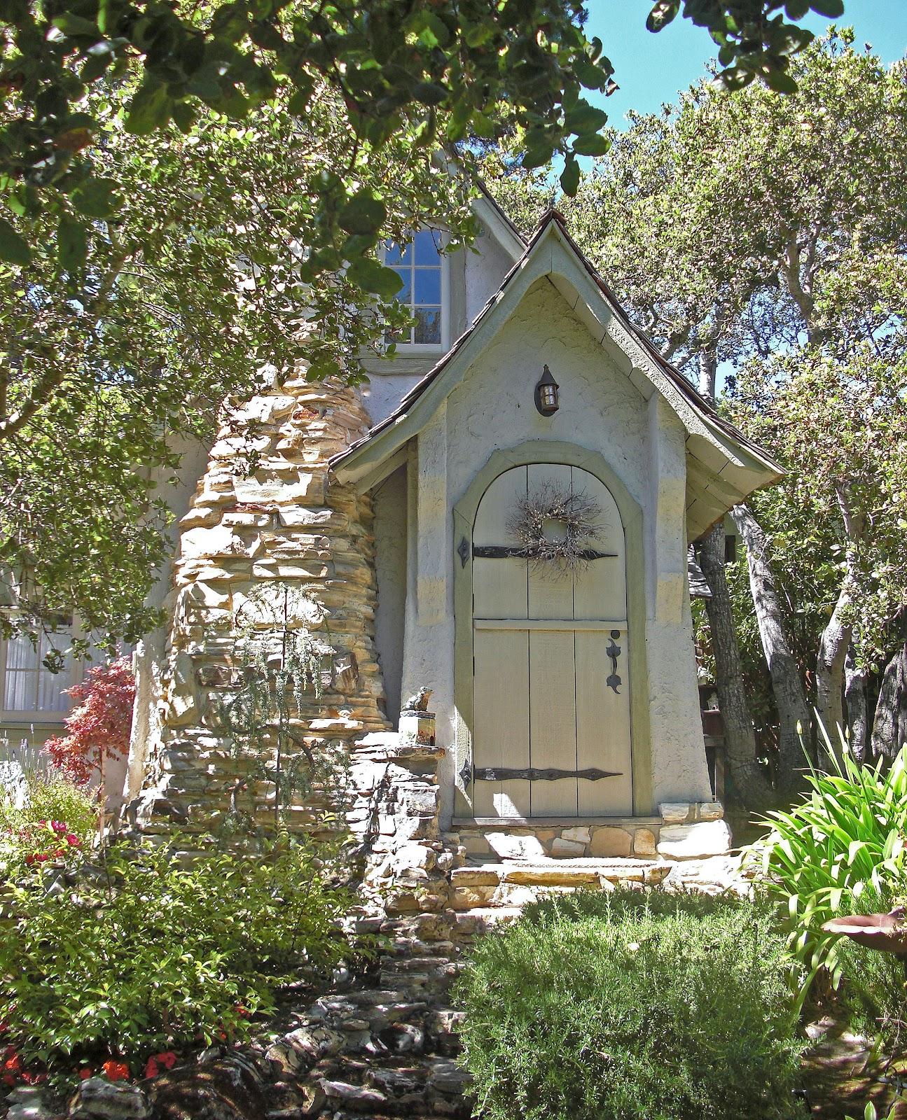 Carmel House And Garden Tour 2012 (Hugh Comstock