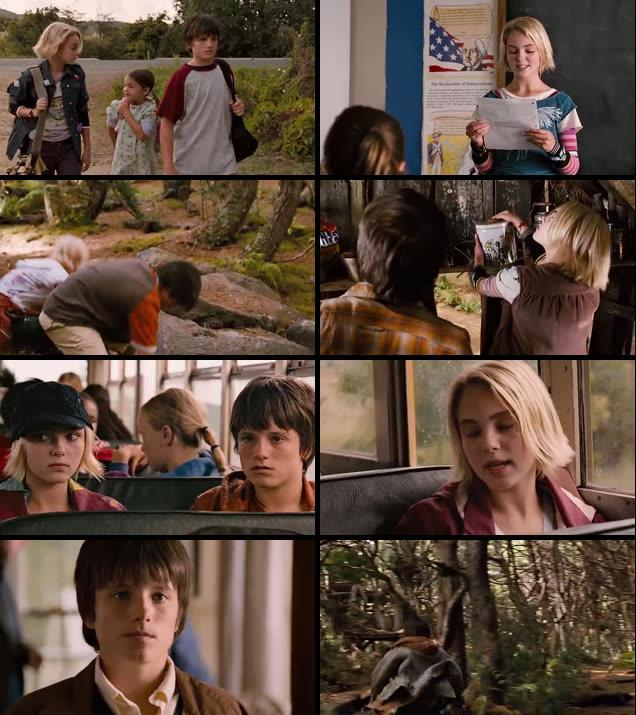 Bridge to Terabithia 2007 Dual Audio Hindi 480p BRRip
