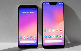 Google Launches Pixel 3 and Pixel 3 XL Smartphones (Spec and Prices)