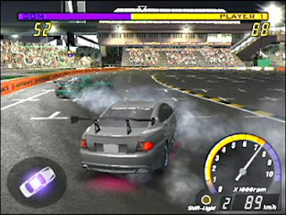 The Fast and the Furious: Tokyo Drift (PS2) 2006