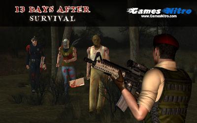 13 Days After Survival - Jeu de Tir / Survie sur PC