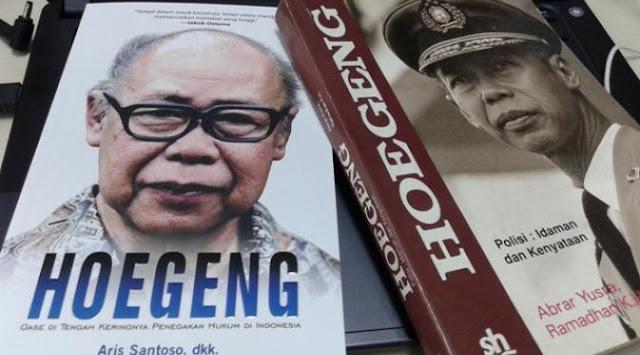 Jenderal Hoegeng, Satu dari Tiga Polisi Indonesia Bebas Korupsi