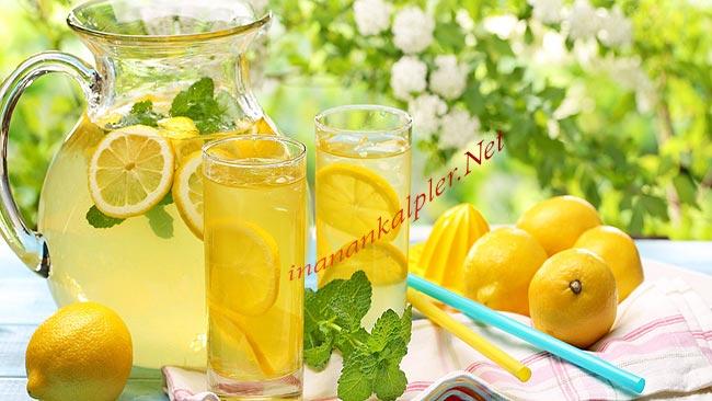 Limon Suyu - www.inanankalpler.net