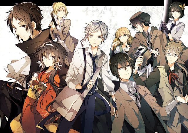 DESCARGAR BUNGOU STRAY DOGS 2ND SEASON CAPITULOS (11/??) SUB ESPAÑOL