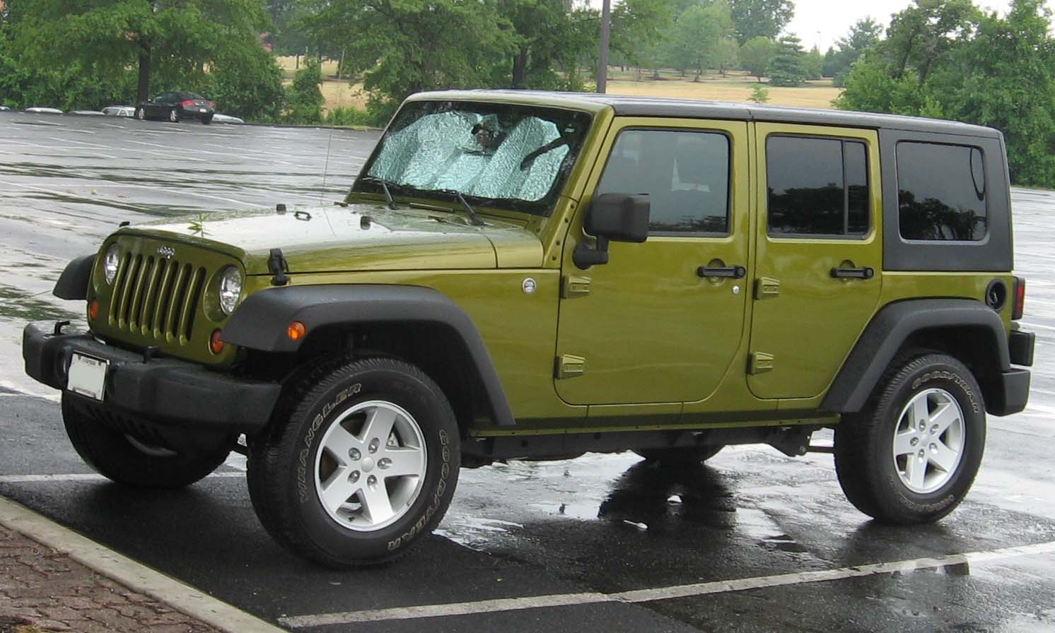 2007 Jeep Wrangler Starter Diagram