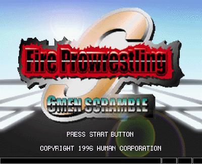 【SS】火爆摔角S:人戰(Fire Pro Wrestling S 6 Men Scramble)!