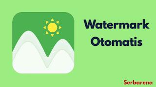 Cara Memasang Watermark Otomatis di Gambar Blogger Simpel