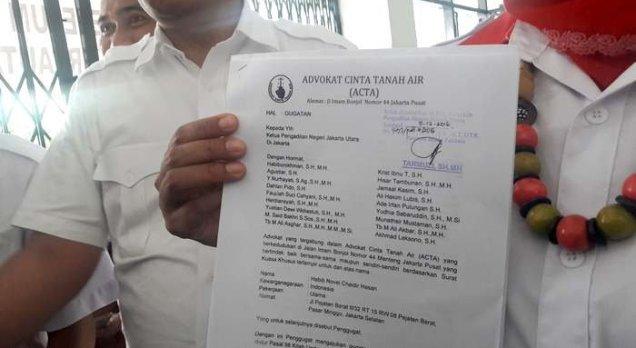 Ahok Diminta Publikasikan Permohonan Maaf di 9 Surat Kabar Nasional, Poin nomor 3 Mengejutkan...