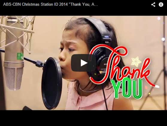 ABS-CBN Christmas Station ID 2014