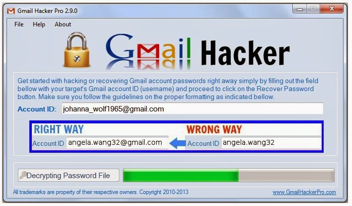 download gmail hacking software full version | Lift For The 22
