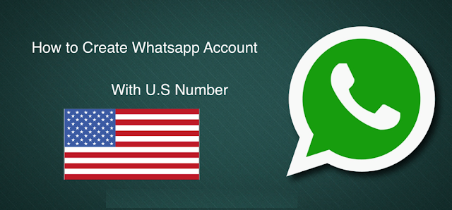 Create Your VIP WhatsApp Account With USA Number 1
