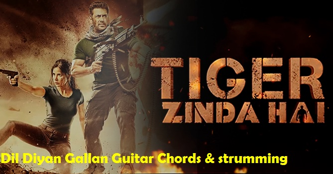 Guitar Chords For Hindi Songs With Strumming Pattern