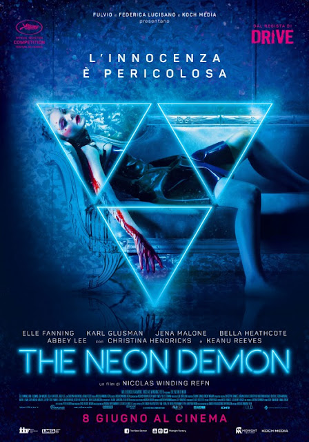 The Neon Demon (2016) ταινιες online seires oipeirates greek subs
