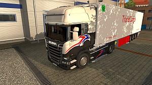 Lambert SR2 TransCargo trailer