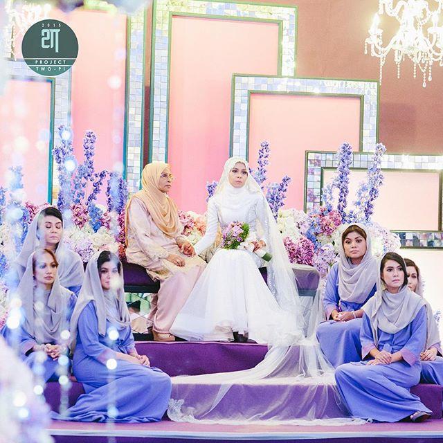Hantaran dan Mas Kahwin Jihan Muse Dan Ungku Hariz