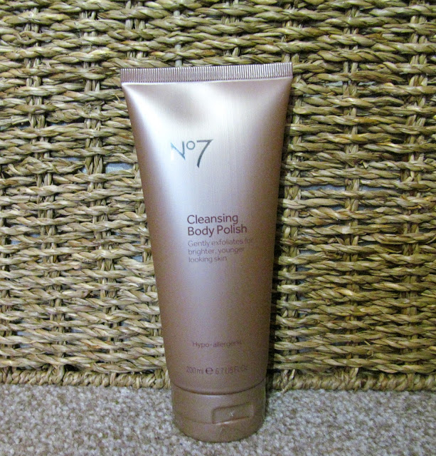 no7 cleansing body polish
