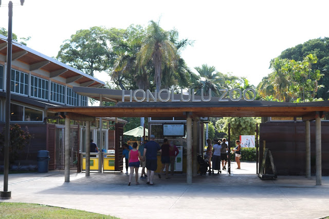 Honolulu Zoo Waikiki Review