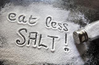 KONTROVERSI Penelitian Kurang Garam Bisa Kena STROKE
