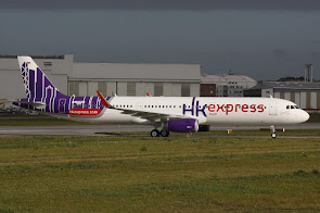 A321 for Hong Kong Express