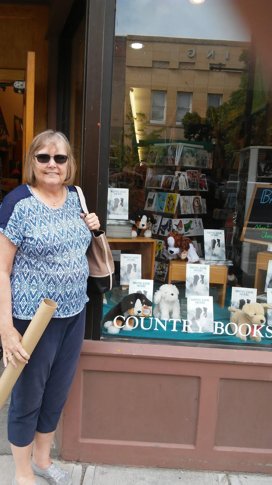 Country Bookshelf Signing Bozeman MT