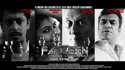 Farzeen 2017 Hindi 720p WEB-DL 700Mb x264