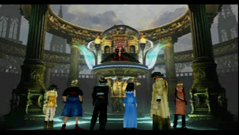 Final Fantasy VIII Archives - Blogging Games