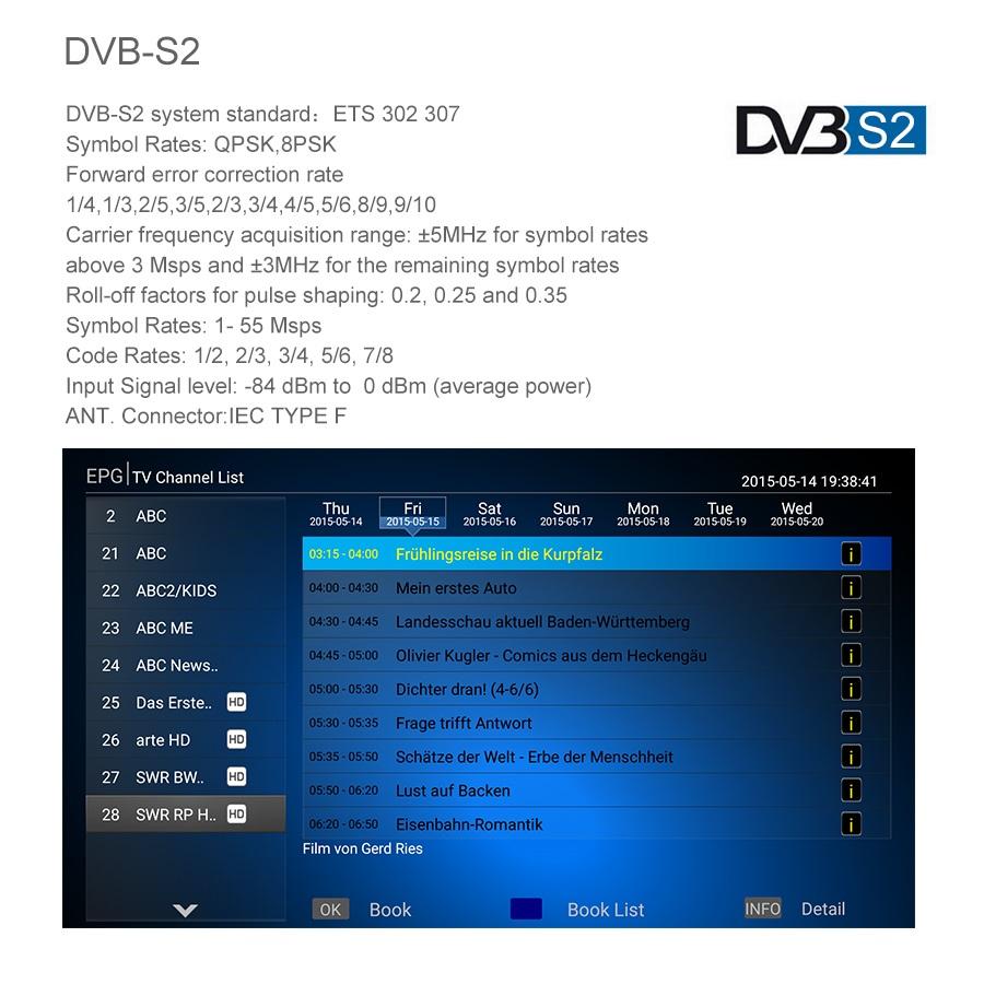MECOOL KIII PRO (DVB-T2/DVB-S2 tunner´s/Amlogic S912/3GB RAM/16GB