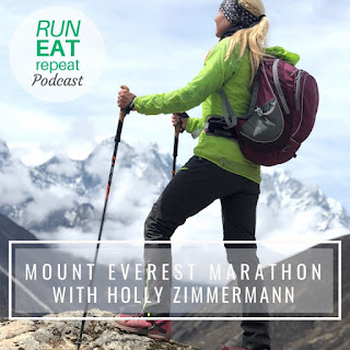 mount everest marathon holly zimmermann ultramarathon mom