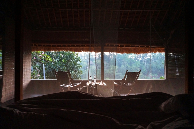 Euriental | travel and fashion | Villa Shamballa bedroom, Ubud, Bali