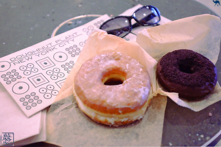 Le Chameau Bleu - Donuts du Doughnuts Plant - Adresse à Beignet de New York