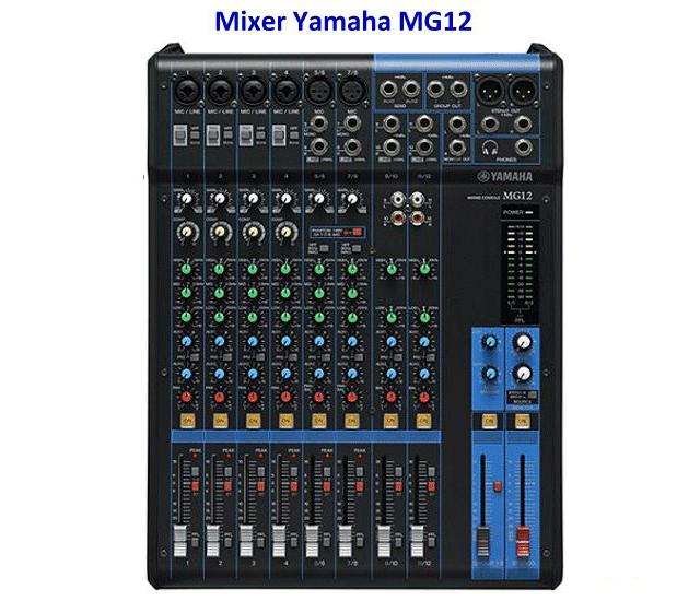 Harga Mixer Yamaha MG12