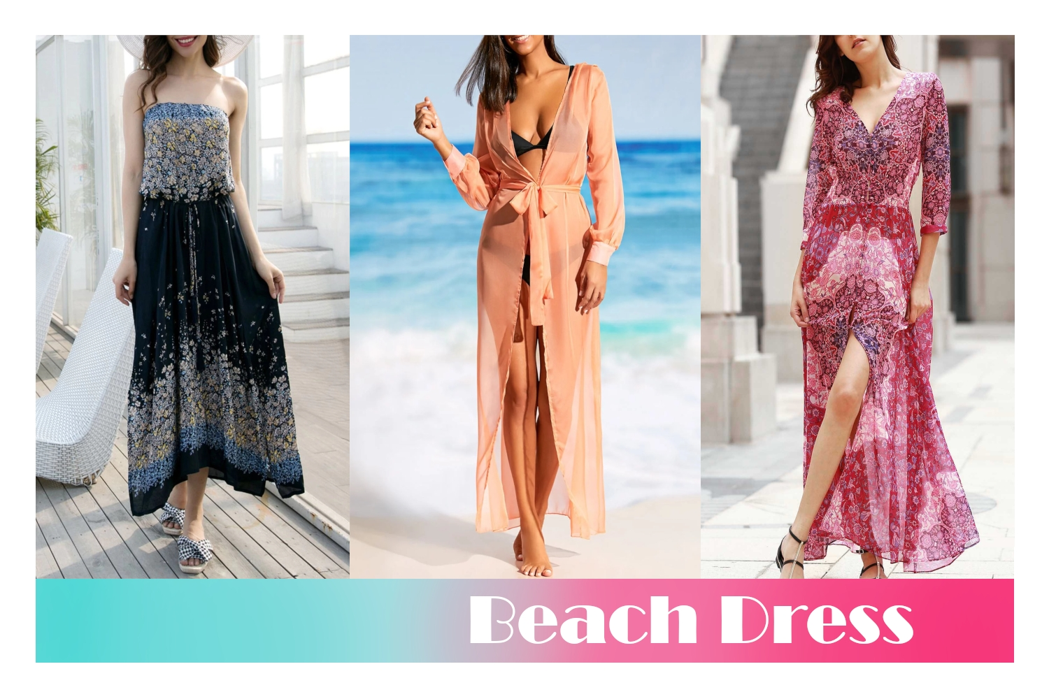 choose the right summer work wear beach wear seaside outfit fashion style