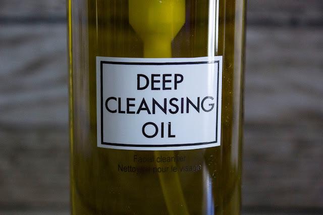 DHC huile démaquillante