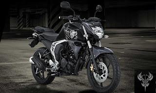 Kredit Motor Yamaha Byson FI di Solo