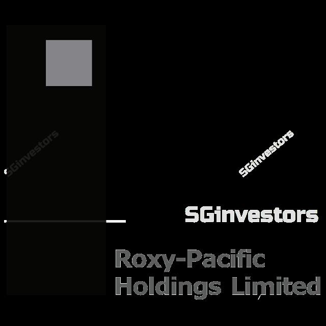 ROXY-PACIFIC HOLDINGS LIMITED (E8Z.SI) @ SG investors.io