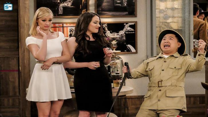 2 Broke Girls - Episode 6.01 - 6.02 - And the Two Openings - Promo, Sneak Peeks, Promotional Photos & Press Release