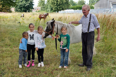 Are you going to Brigg Horse Fair 2016 - to be held on Friday, August 5th? Picture four on Nigel Fisher's Brigg Blog