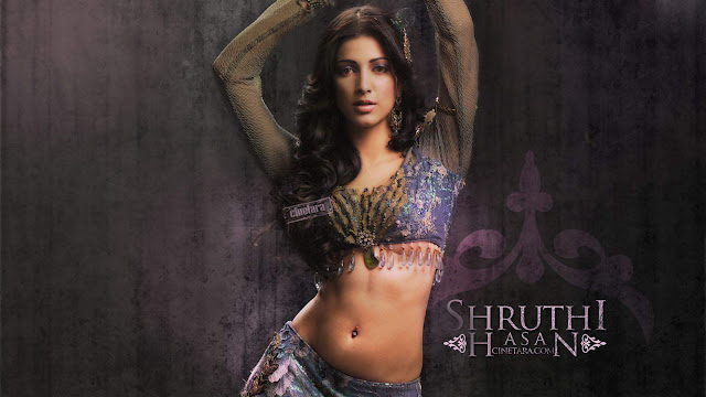 Shruti Hassan in Race Gurram
